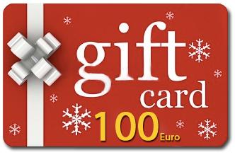 Christmas Gift Card 100 Euro Gift 100 100 00eur Offerte Su